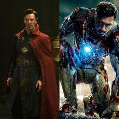 Doutor Estranho ou Homem de Ferro, qual o super-herói mais genial da Marvel?