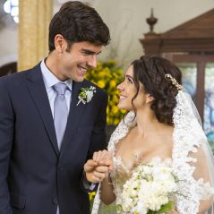 """Final """"Haja Coração"""": Felipe (Marcos Pitombo) e Shirlei se casam!"""