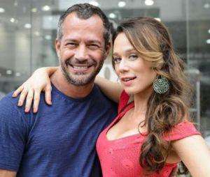 """Em """"Haja Coração"""": Tancinha (Mariana Ximenes) e Apolo (Malvino Salvador) ficam juntos no final, segundo publicação"""