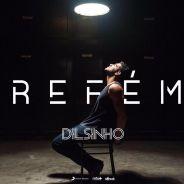 """Dilsinho lança clipe de """"Refém"""" com cenas sensuais e triângulo amoroso! Confira"""