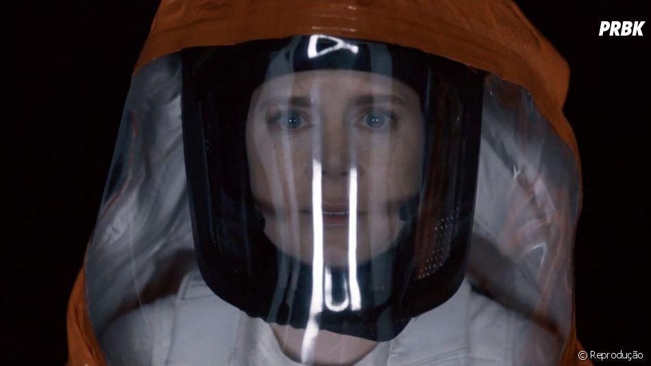 """Com Amy Adams, ficção científisca """"A Chegada"""" completa o top 3 do ranking de bilheteria dos EUA no fim de semana"""