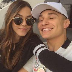 MC Gui e Luiza Cioni namorando de novo? Cantor publica foto com a ex e fãs vibram!