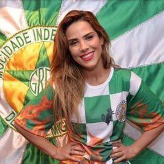 Wanessa Camargo será musa na Mocidade Independente no Carnaval carioca 2017!