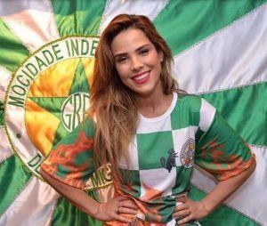Wanessa Camargo será musa da Mocidade Independente no Carnaval 2017