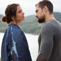 """Novela """"Sol Nascente"""": César (Rafael Cardoso) se declara para Alice e quase revela plano!"""