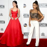 Selena Gomez ou Ariana Grande: qual diva roubou os holofotes no American Music Awards 2016?