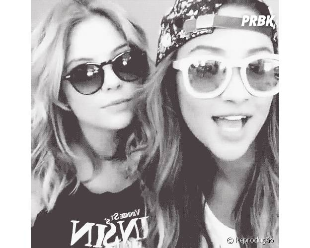 Ashley Benson e Shay Mitchell!