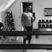 Liam Payne, do One Direction, posta foto sem camisa e vira Trending Topic no Twitter!