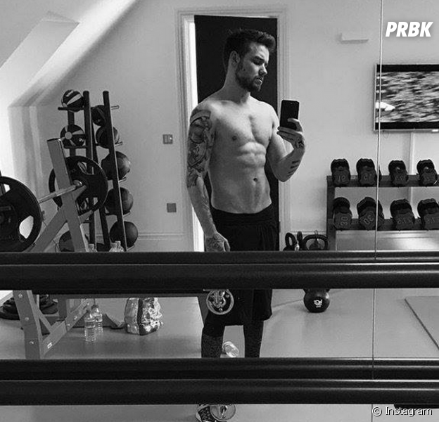 Foto sem camisa de Liam Payne, do One Direction, vira Trending Topic