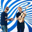 "Pharrell Williams aparece no clipe de ""Sing"" do Ed Sheeran"