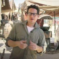 """Diretor de """"Star Wars VII"""" publica vídeo do set de filmagens no Oriente Médio"""
