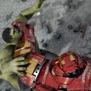 """De """"Os Vingadores"""", Hulk e Homem de Ferro lutam novamente em novo curta animado feito por fã!"""