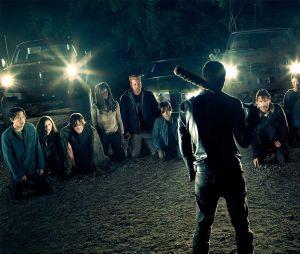 "Em ""The Walking Dead"": Negan (Jffrey Dean Morgan) chegou pra arrasar!"