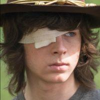 """Em """"The Walking Dead"""": na 7ª temporada, Carl é o único sobrevivente da série? Ator fala sobre final"""