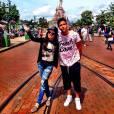 Mais uma fotinho de Anitta na Disney Paris