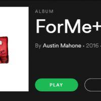 """Austin Mahone lança oficialmente o EP """"For Me + You"""" e fãs piram nas redes sociais"""