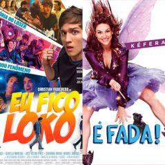 """Duelo """"Eu Fico Loko - O Filme"""", com Christian Figueiredo, ou """"É Fada"""": qual seu longa favorito?"""