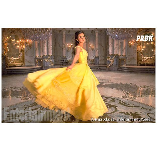 """Emma Watson, de """"A Bela e a Fera"""", diz que poderia ter feito Cinderela"""