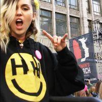 Women's March: Miley Cyrus, Kristen Stewart, Ariana Grande, Rihanna e mais famosas que foram às ruas