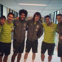Veja o que Neymar e os craques da Seleção Brasileira fazem para se divertir