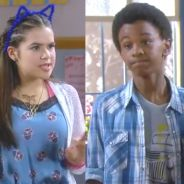 """Novela """"Carinha de Anjo"""": Juju (Maisa Silva) briga com Zeca ao saber que ele esteve com Zé Felipe!"""