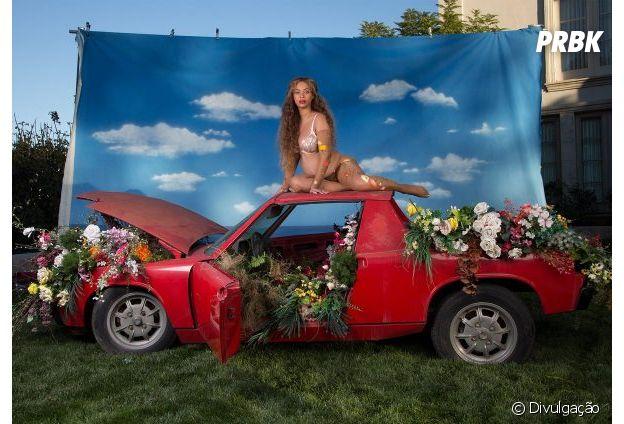 Ensaio fotográfico de Beyoncé
