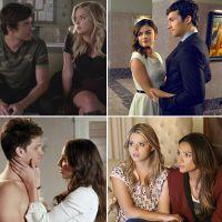 "Final ""Pretty Little Liars"": na 7ª temporada, casais finalmente juntos? Conversas levantam dúvidas!"