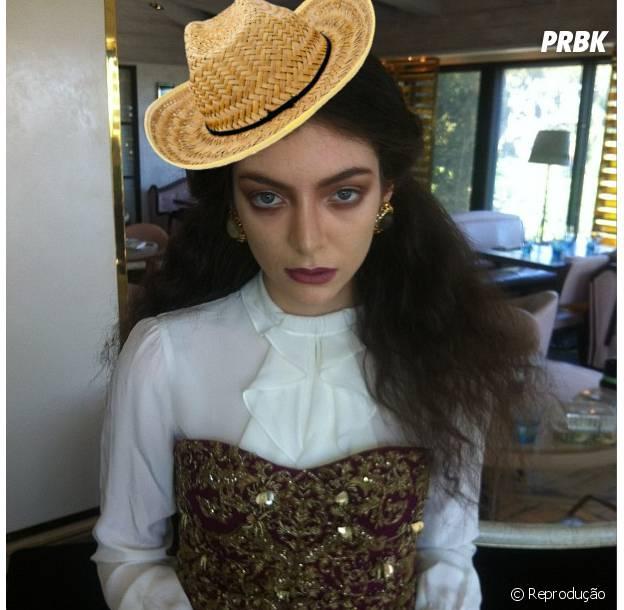 Lorde também pode virar cantora country