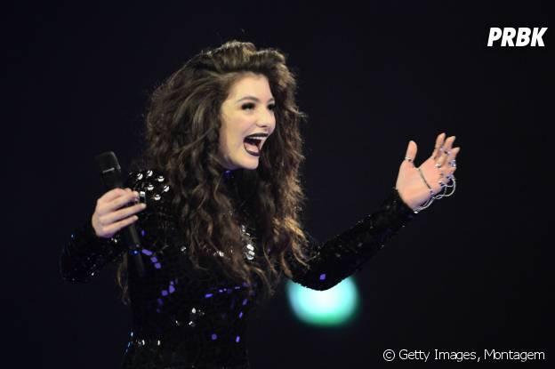 Lorde pode ficar rockeira