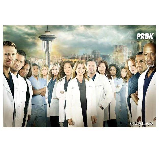"""""""Grey's Anatomy"""" é aquela série que faz qualquer um sofrer!"""