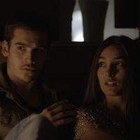 """Novela """"Rock Story"""": namoro de Zac (Nicolas Prattes) e Yasmin é descoberto por Néia e Léo Régis!"""