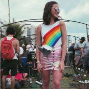 Bruna Marquezine, sem Neymar, curte Carnaval no Rio de Janeiro durante final de semana!