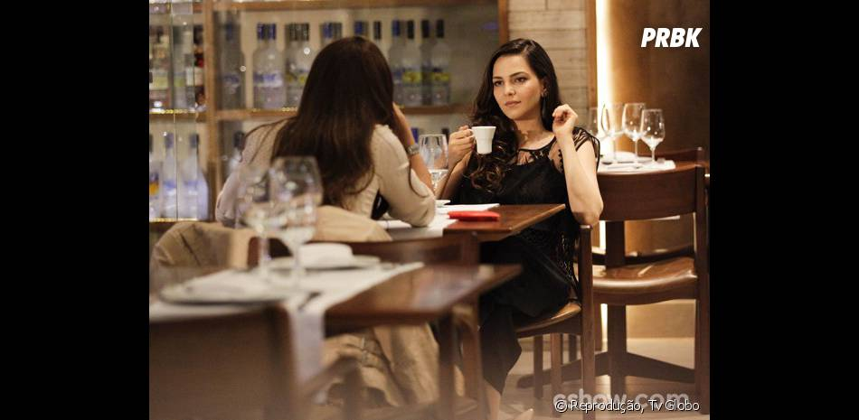 "Na novela ""Em Família"", Clara (Giovanna Antonelli) e Marina (Tainá Müller) já tem futuro decidido por autor Manoel Carlos!"