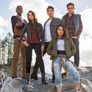 """De """"Power Rangers"""": primeira Ranger Rosa surpreende elenco do novo filme durante entrevista!"""