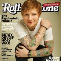 Ed Sheeran abre sua mansão e apresenta namorada em primeira capa para a Rolling Stone!