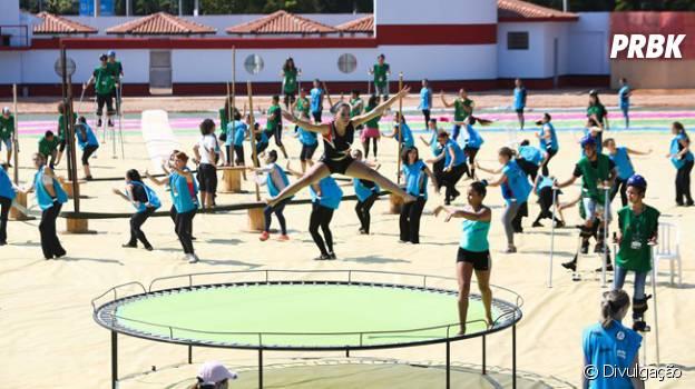 600 bailarinos darão movimento á  Copa do Mundo