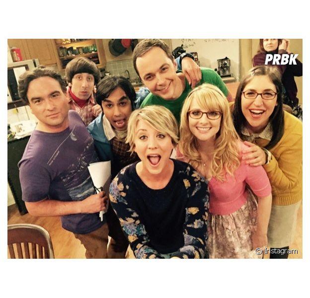 """""""The Big Bang Theory"""" é ronovada por mais duas temporadas!"""