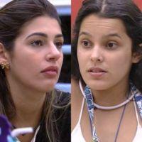 """No """"BBB17"""": Emilly e Vivian voltam a bater boca por conta da punição à casa!"""