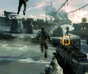 """Call of Duty: Advanced Warfare"" apresenta soldados vestindo exoesqueleto"