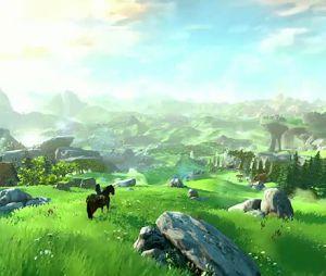 """Link poderá explorar livremente os campos do game """"The Legends of Zelda"""""""