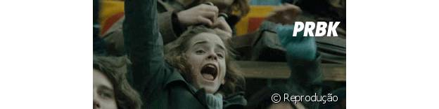 Hermione torce