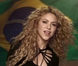 """""""La La La"""" é uma das músicas da Copa do Mundo cantada por Shakira"""