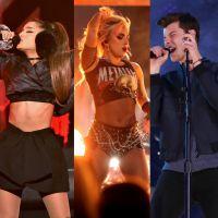 Com Lady Gaga, Ariana Grande, Shawn Mendes e mais: os 6 shows mais esperados de 2017!