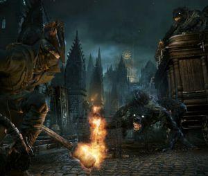 """Gameplay de """"Bloodborne"""" testado durante a E3 que vazou no YouTube"""