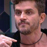 """Do """"BBB17"""": Marcos chora com Emilly e resolve se desculpar com participantes após confusão!"""