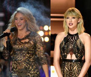 Shakira e Taylor Swift poderiam fazer uma parceria!