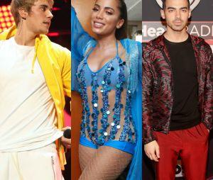 Com Anitta, Justin Bieber, Joe Jonas e mais: 8 parcerias incríveis que o pop poderia ter!