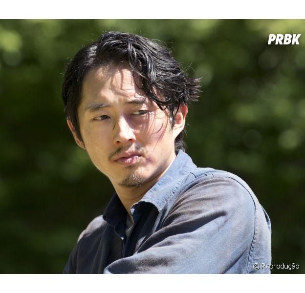 """Em """"The Walking Dead"""", Glenn (Steven Yeun) pode voltar à série! Saiba como"""