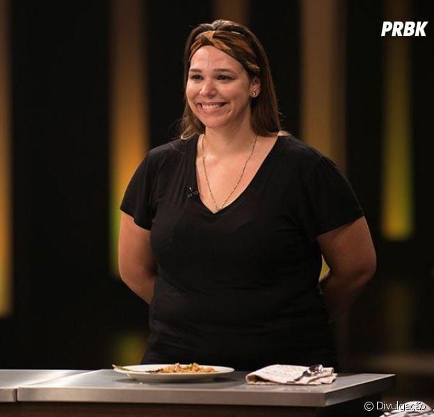 """No """"MasterChef Brasil"""", Natália é eliminada por errar ponto de carne"""