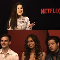 "Maisa Silva desafia elenco de ""13 Reasons Why"" e diverte fãs durante entrevista para o Youtube!"